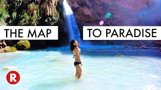 The ULTIMATE Guide To Havasupai Falls // Watch This Before You Go!