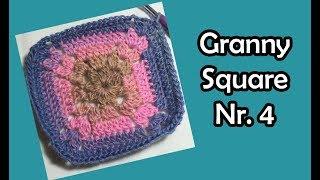 Granny Square Tasche Häkeln Anleitung Wccf