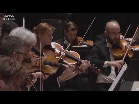 Janine Jansen | Bernstein: Serenade for violin, string orchestra, harp and percussion - LIVE 2017