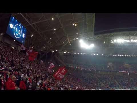 RB Leipzig - FC Augsburg Homesupport