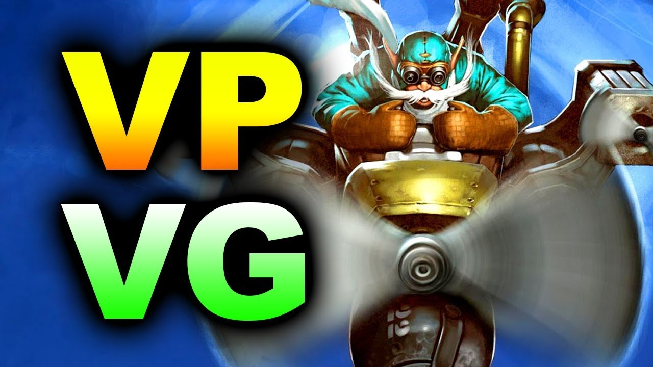 VIRTUS.PRO vs VICI GAMING - SEMI FINAL - ESL HAMBURG 2018 DOTA 2