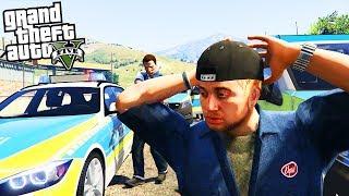 GTA 5 POLIZEI MOD - Harte Polizeiarbeit in Los Santos 🚔 - LSPDFR Deutsch