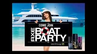 Axe Boat Party