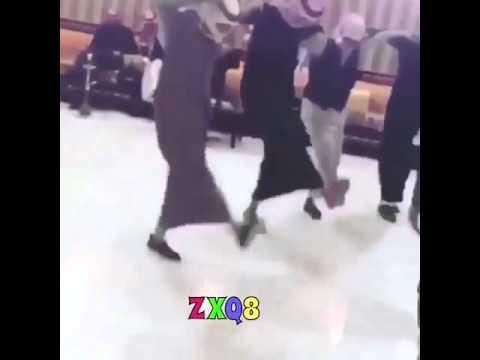 Arab Dancing On English Music