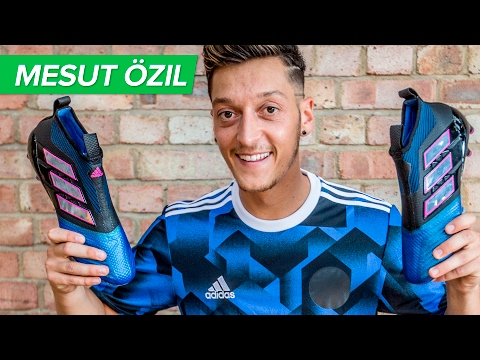 "Mesut Özil: ""I have huge respect for freestylers"" 