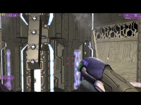 Halo 2 PC Legendary Part 7 Sacred Icon (Shooting wall simulator)