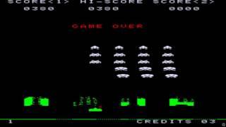 ARCADE HACK ALIEN ARMADA SPACE INVADERS IN CRUSH ROLLER