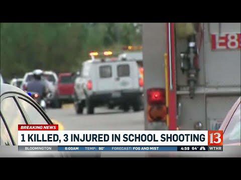 One dead in Washington school shooting