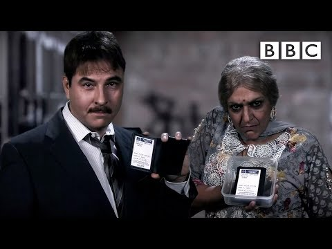 Good cop, Indian mum cop - Walliams & Friend: Meera Syal - BBC One