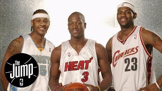 Dwyane Wade Says 2017 NBA Draft Class Is