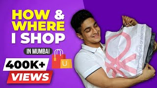 South Mumbai Shopping VLOG | Palladium Mall Men