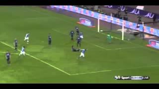 Наполи - Интер 1-0 гол Игуаина
