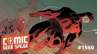 Spotlight on Daredevil in the 1980s and 1990s - Comic Geek Speak - Episode 1560