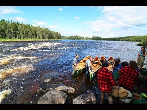 Keewaydin Wilderness Canoe Tripping: Section 1 Hudson Bay Trip 2012