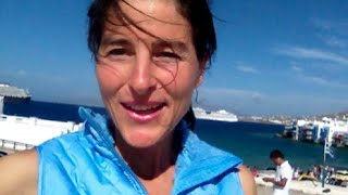 "Go Global with Dr. Wendy Series: ""Love is Perfect Communication"" Mikonos Greece Version DAY 5 of 30"