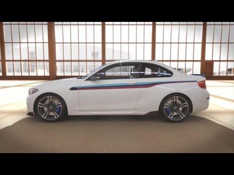 Umfangreiches neues Sortiment an BMW M Performance Zubehör für das neue BMW M2 Coupé / Vielfältige Komponenten zur Steigerung der Dynamik und Individualisierung des Designs