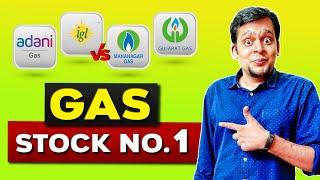 ADANI GAS Stock vs MGL Stock vs IGL Share vs GUJARAT GAS Share. Best Stocks to Buy Now in Gas Stocks