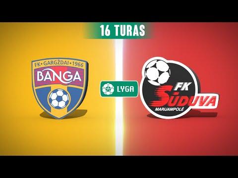 Banga Gargzdai Suduva Goals And Highlights
