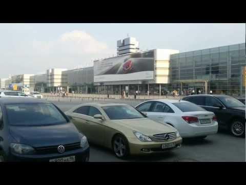 Дорога от Екатеринбург-Экспо до аэропорта Кольцово