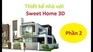 Hướng dẫn thiết kế nhà với Sweet Home 3D phần 2: Tạo thư viện
