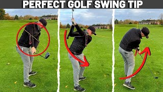 THE MAGIC MOVE THAT WILL PERFECT YOUR GOLF SWING