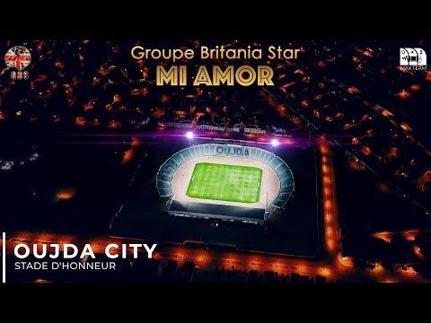 Groupe Britania Star 2019 - Mi Amor - ميامور - المولودية الوجدية  [Official Music Video]