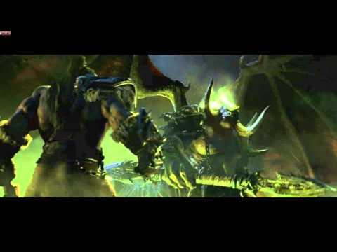 Видеоролик World of Warcraft Warlords of Draenor