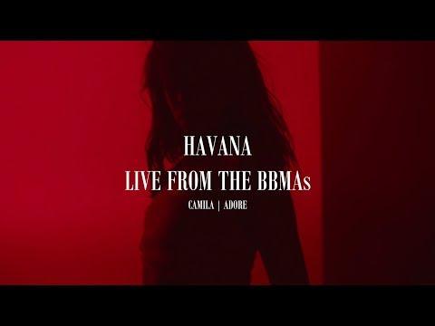 Camila Cabello - Havana (Live Studio Version) *BBMAs*