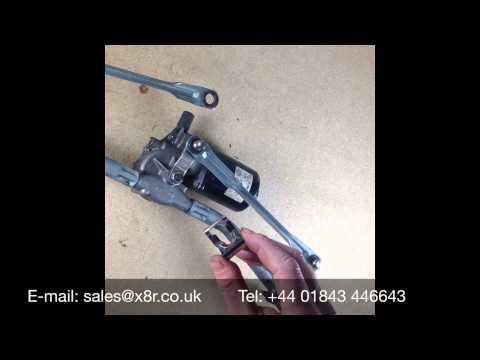 Windshield wiper linkage repair cost