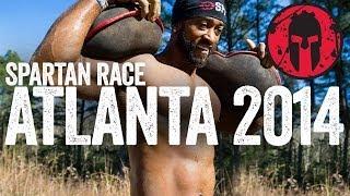 Spartan Race 2014 | Atlanta Sprint | Official Race Video