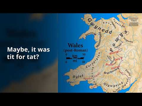 Part 3  The Story of Saxon Shrewsbury Up to 1066 and All That