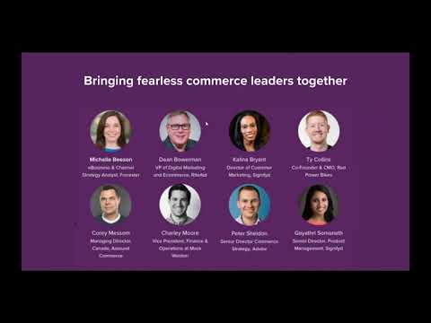 Introducing Signifyd's FLOW Forward Summit 2020