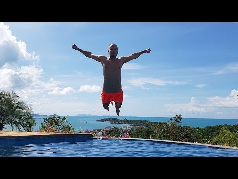 Vlog – Thailand – Koh Samui – Männerurlaub – 100 Burpees – Traumvilla