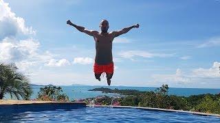 Vlog - Thailand - Novotel Bangkok - Koh Samui - Männerurlaub - 100 Burpees - Traumvilla