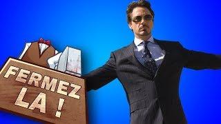 Marvel c'est le b*rdel - FERMEZ LA (Exclu DVD)