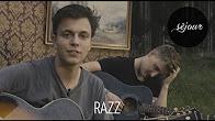 RAZZ Live Bei Sjour Rocken Am Brocken Ansager