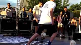 Футбольный фристаил Киев