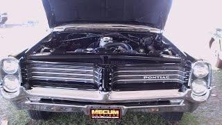 1964 Pontiac Catalina 2+2 Hardtop Blk KissimmeeA012014