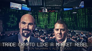 Oil, S&P and Trading Crypto Like a Market Rebel With Jon Najarian & CJ Reichel
