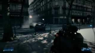 HD - Nvidia Geforce GTX 660 Ti - Battlefield 3 Gameplay - Ultra Max Settings DirectX 11 - 1920x1080