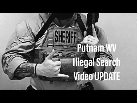 Putnam County, W. Va. Creepy Search Video Update