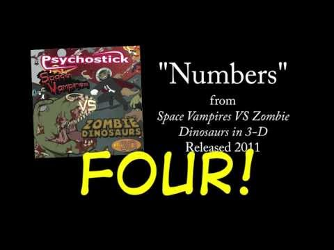 Numbers (I can only count to four) + LYRICS [Official] by PSYCHOSTICK Drowning Pool Bodies Parody