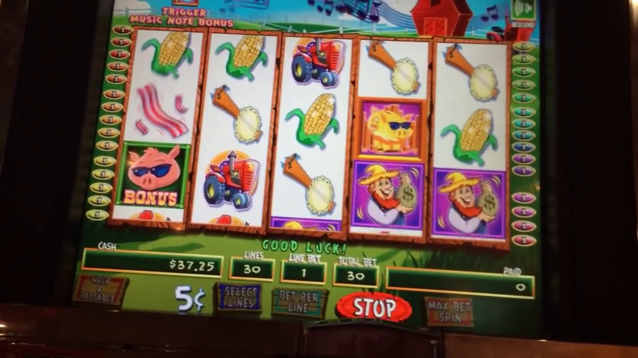 filthy rich slot machine