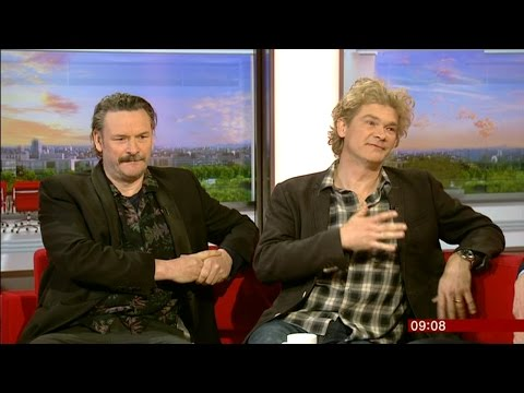 MINDHORN  Julian Barratt & Simon Farnaby Interview