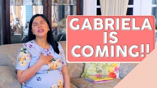 Gabriela is Coming! [Labor Preparations]