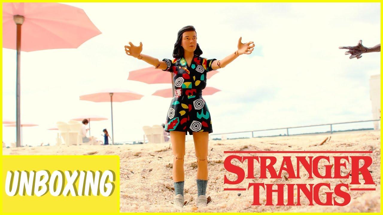 McFarlane Toys Stranger Things Eleven 3 Action Figure