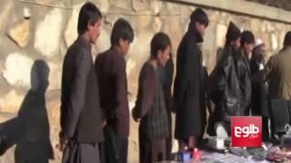 Police Bust Ghazni Extortion Ring/شبکۀ تبهکار در غزنی که جوانان را به دام می انداخت بازداشت شد