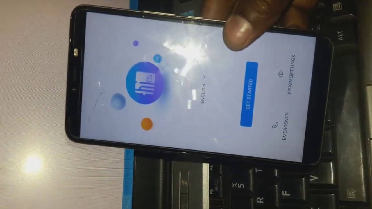 TECNO SPARK KA7 HARD RESET AND FRP REMOVAL