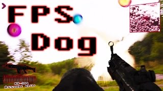 fps dog game in real life fg comedy short