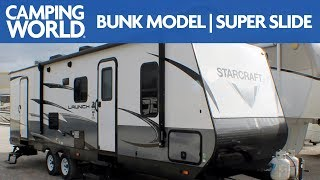 2019 Starcraft Launch 27BHU | Bunkhouse Travel Trailer - RV Review: Camping World